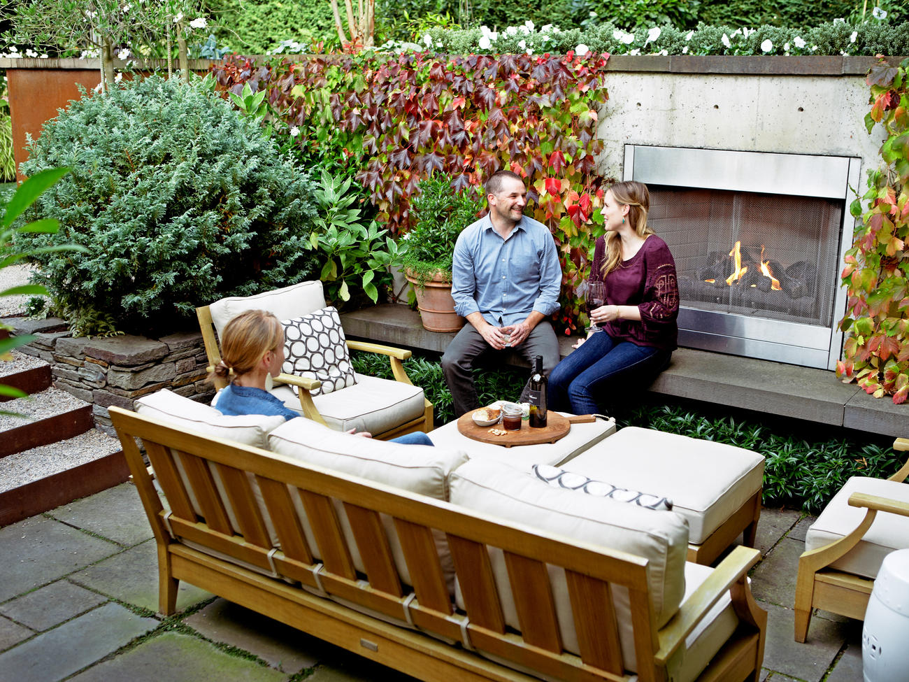 6 Ingenious Ways to Recreate Your Home Outside