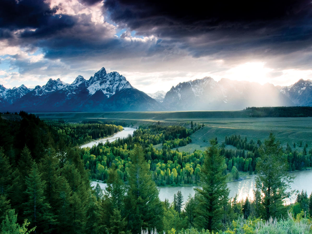Top Wow Spots of Grand Teton