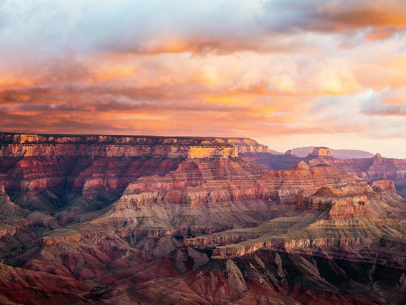 Top Wow Spots of Grand Canyon