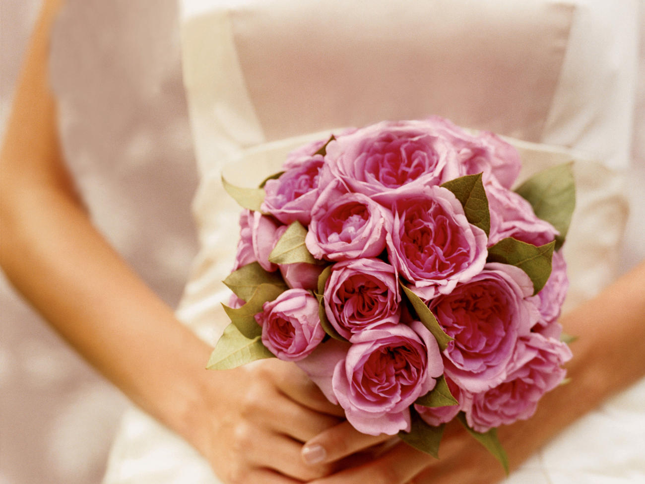 Simply Elegant Bridal Bouquets - Sunset Magazine