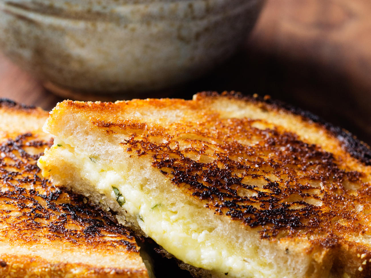 16 Ways with Grilled Cheese