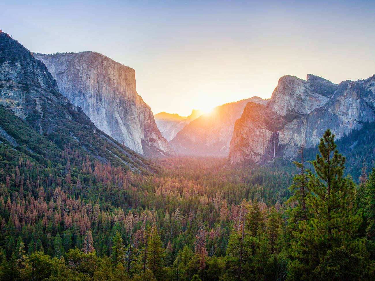 Top Wow Spots of Yosemite
