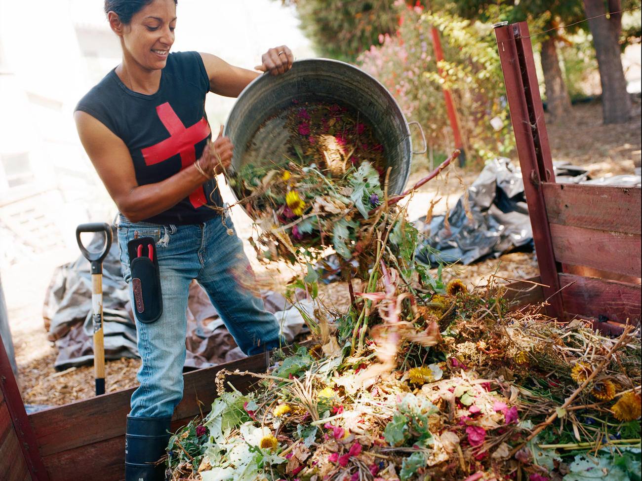 How to Make the Perfect Compost