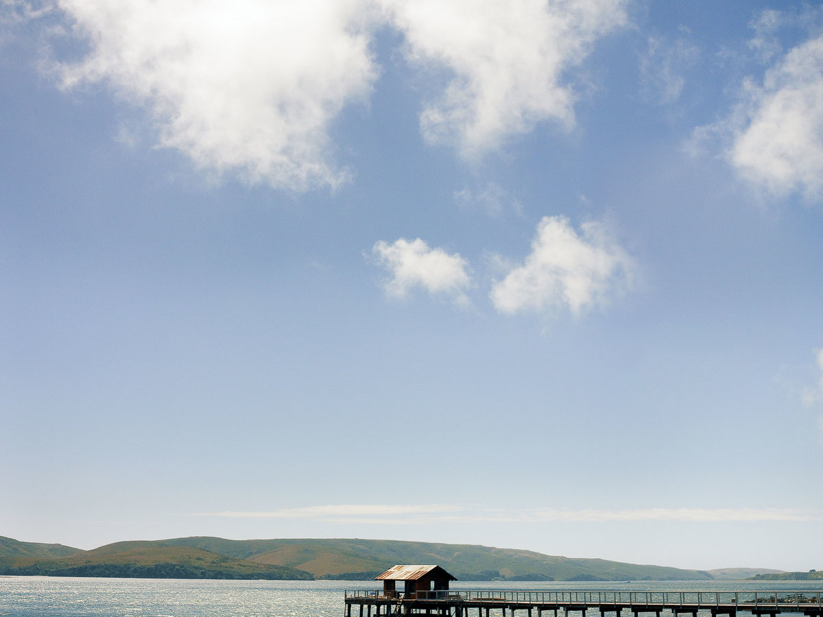 Tomales Bay for foodie fathers