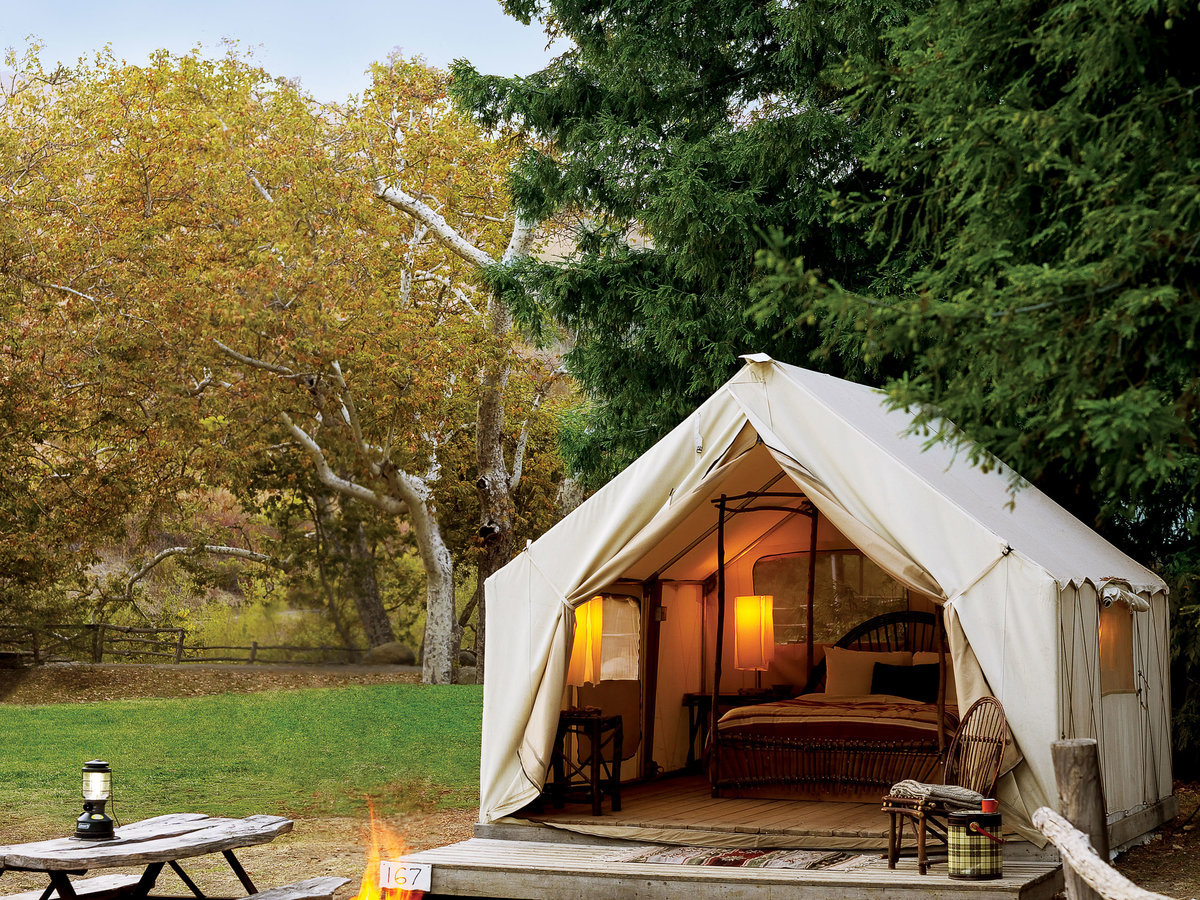 El Capitan Canyon : canyon lake cottage tent - memphite.com