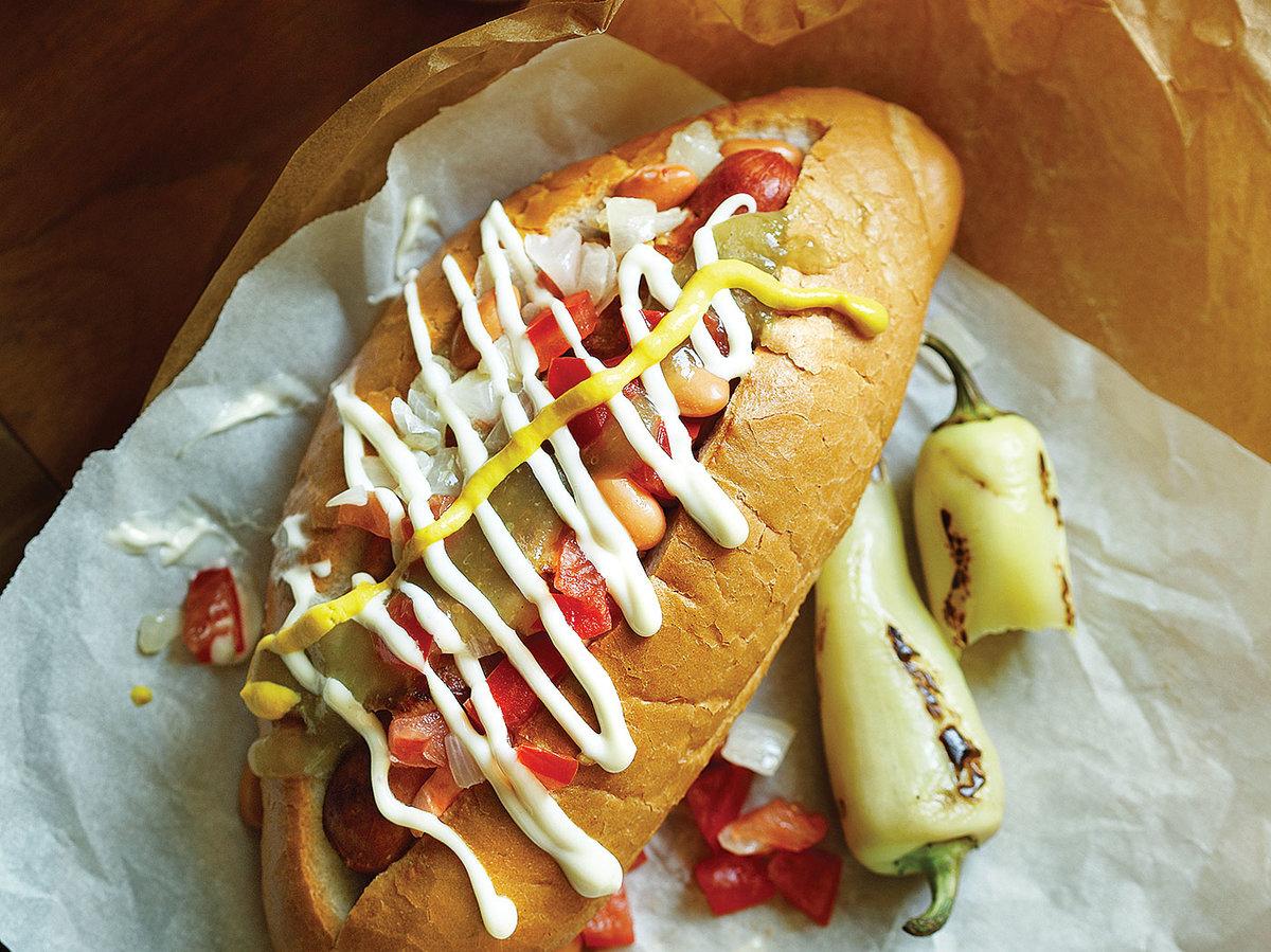 Permainan Hot Dog