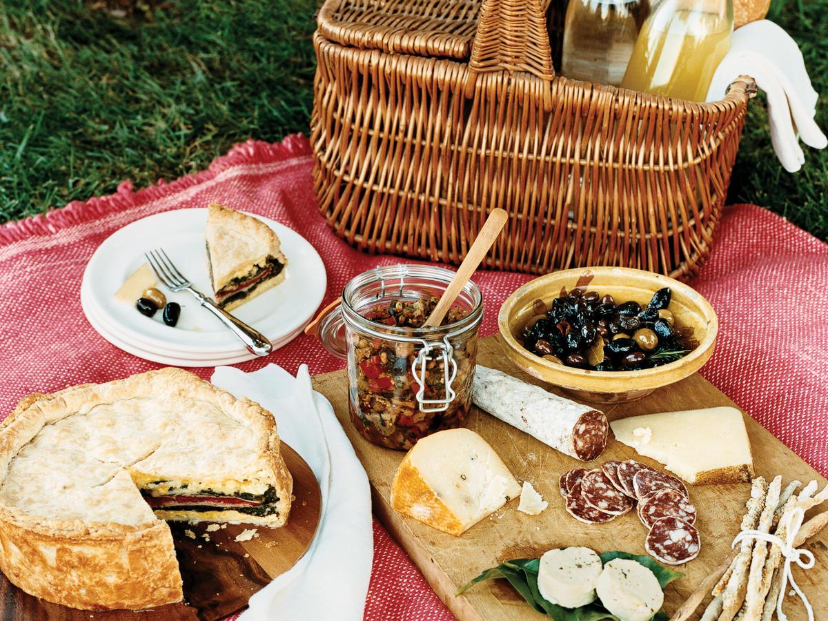Recipes For An Italian Picnic Sunset Magazine