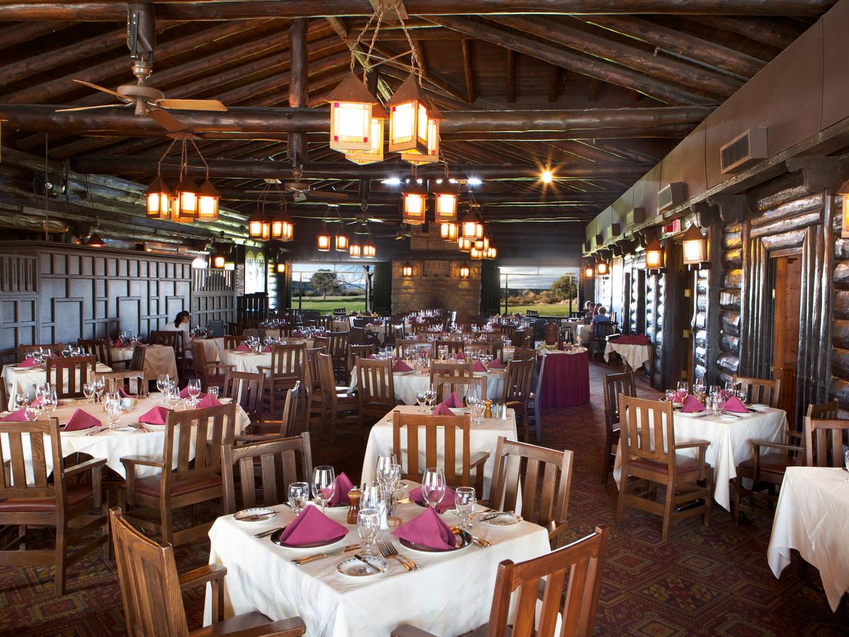 El Tovar Restaurant Menu