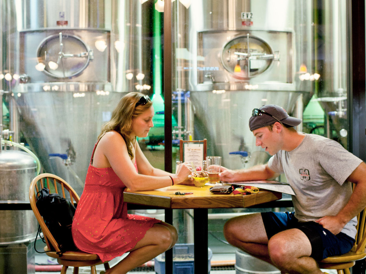 Sunset Brewery Tours