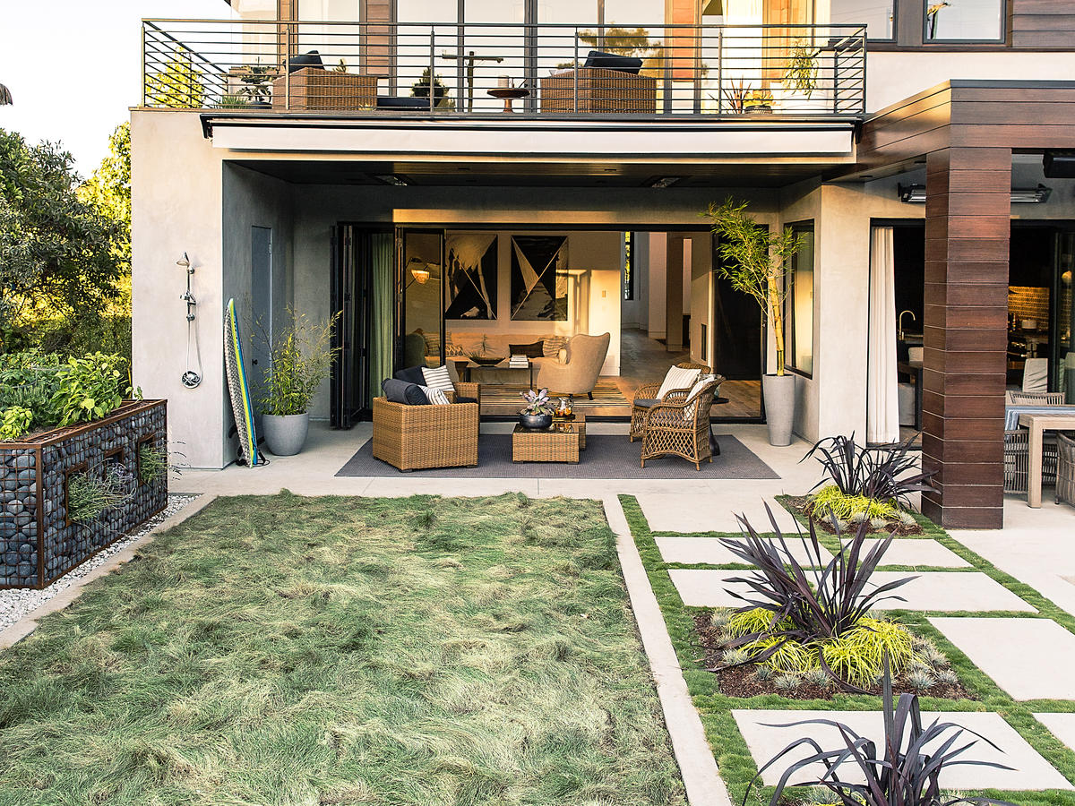sunset s 2018 idea house in beverly hills sunset magazine