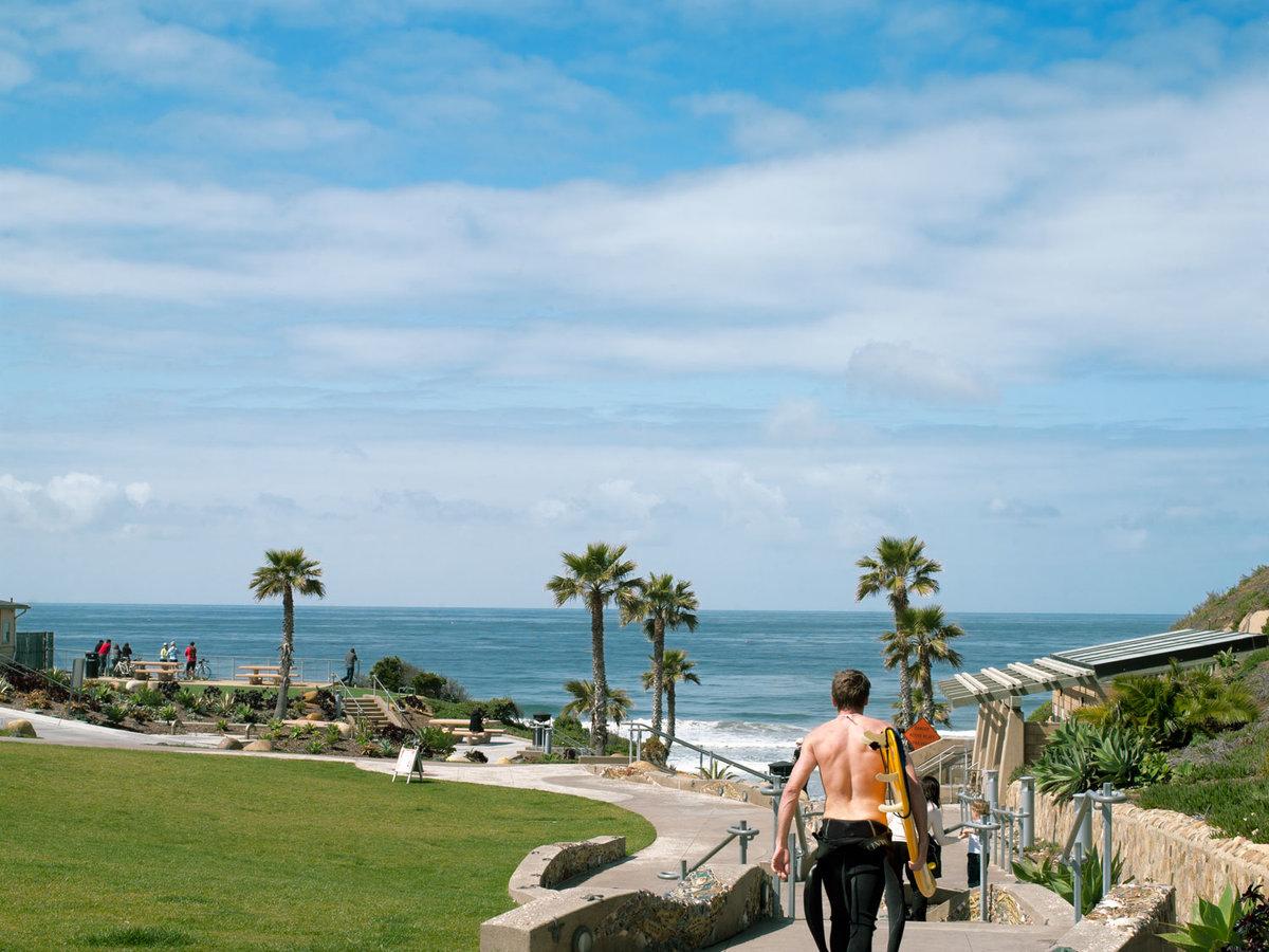 San Diego Beach Houses For Weddings