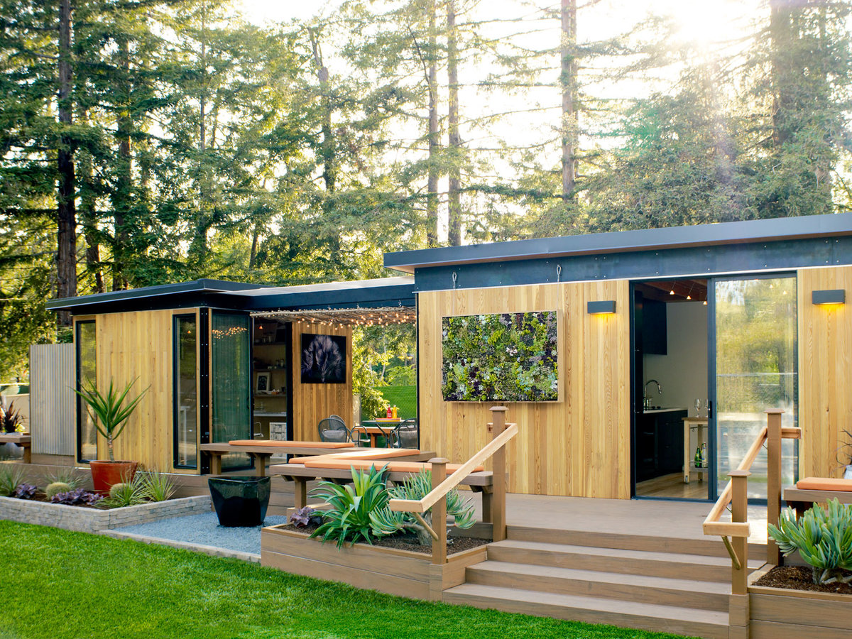 Tiny Home Designs: Meet Our California Prefab Home