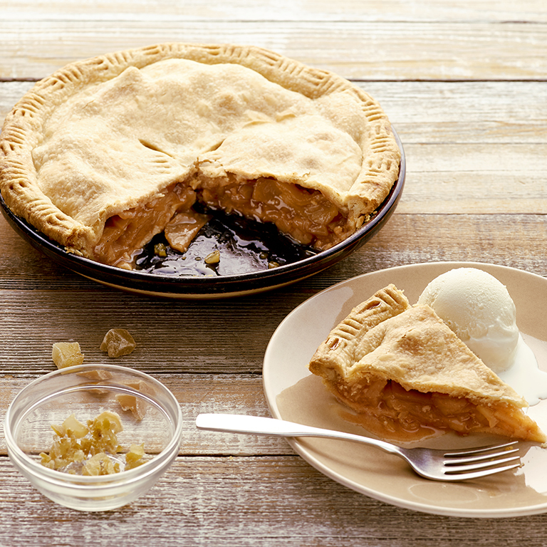 su-Three-Spice Apple Pie Image