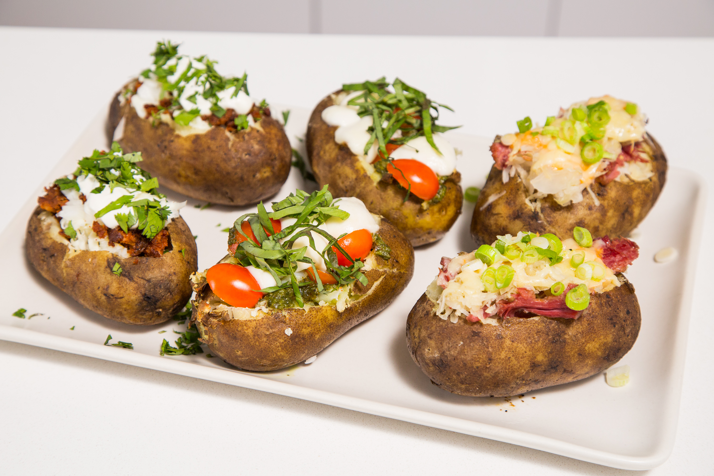 Stuffed Baked Potatoes advise