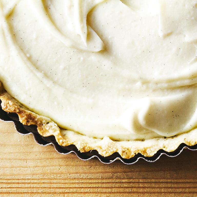 Vanilla Pastry Cream Recipe - Sunset Magazine