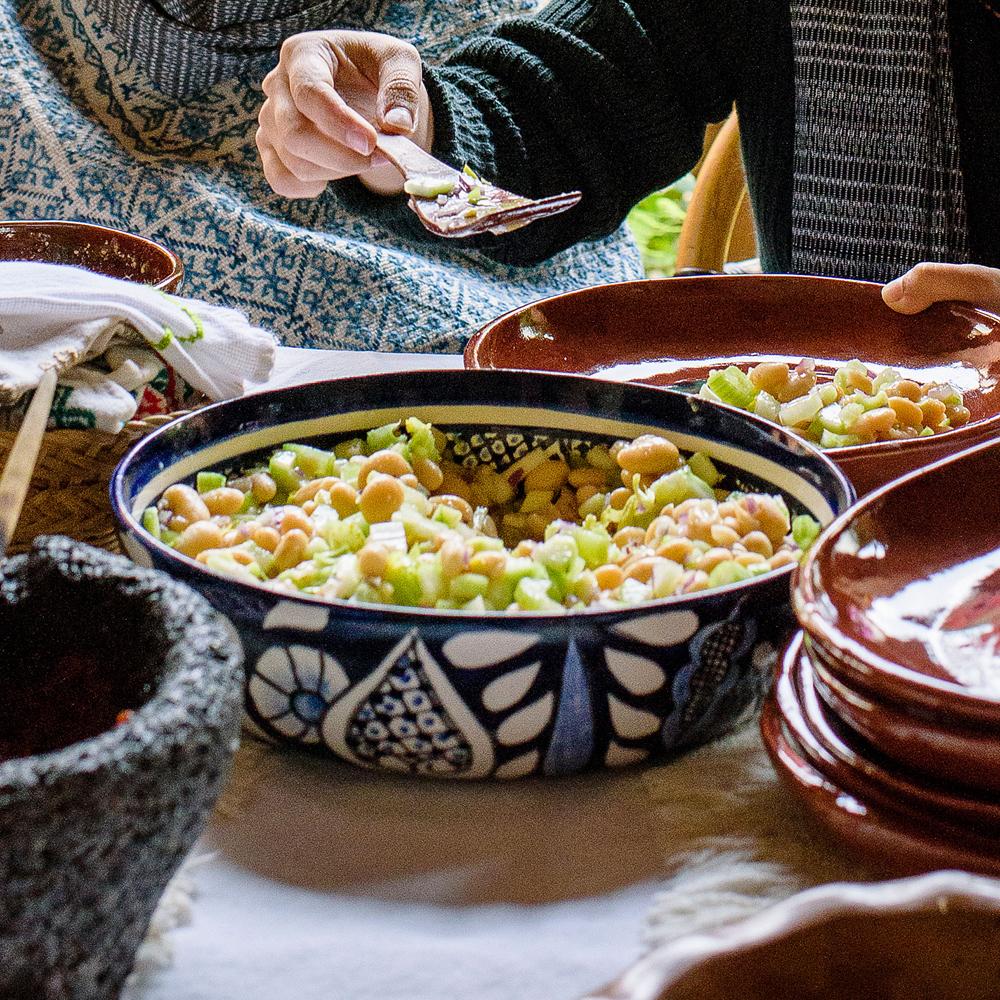 su-White Bean Salad Image