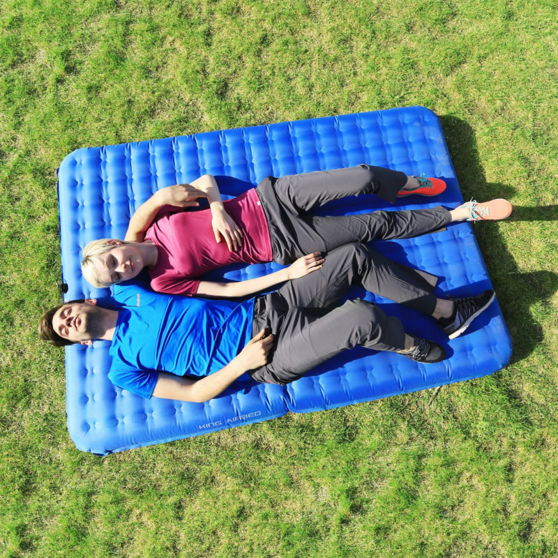 KingCamp 2-Person PVC-Free Ultralight Camping Air Mattress