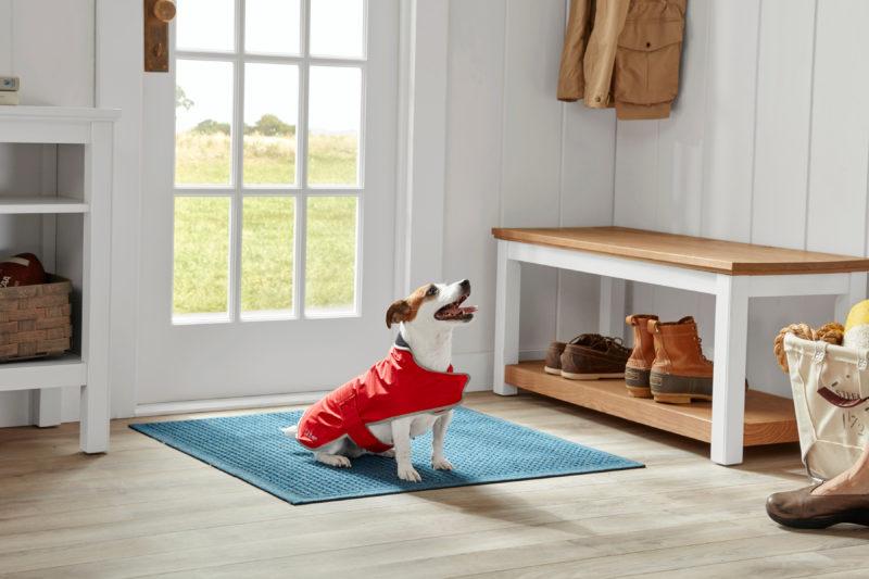 L.L.Bean Dog Rain Jacket
