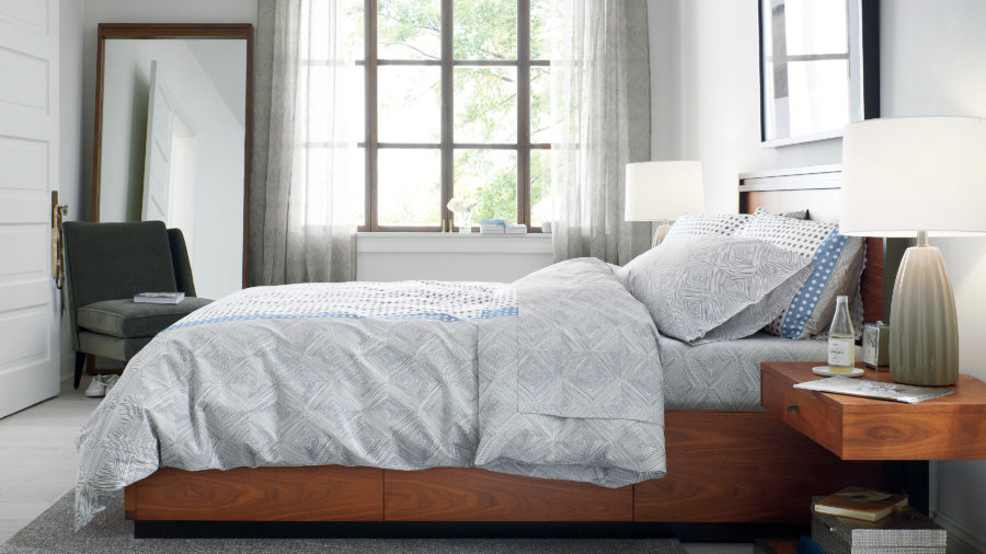 Bed + Occasional Storage