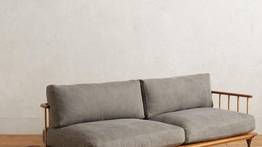 Sofa + Side Table