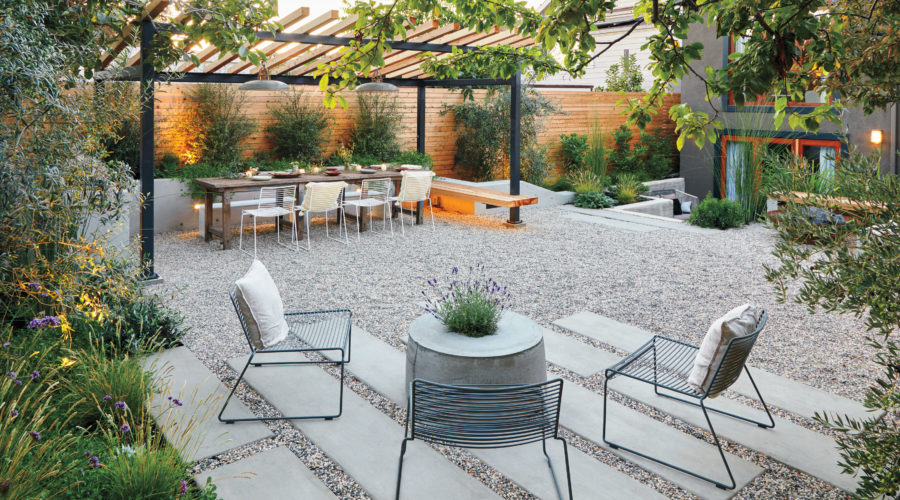 Transform a Yard with These Genius Hardscape Ideas ... on Hardscape Backyard id=91763