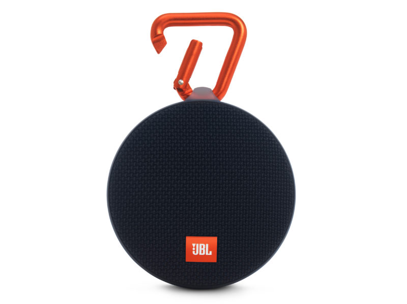 JBL Clip2 Waterproof Portable Bluetooth Speaker