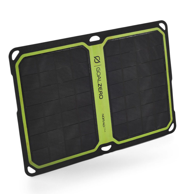 Goal Zero Nomad 7 Plus Solar Charger