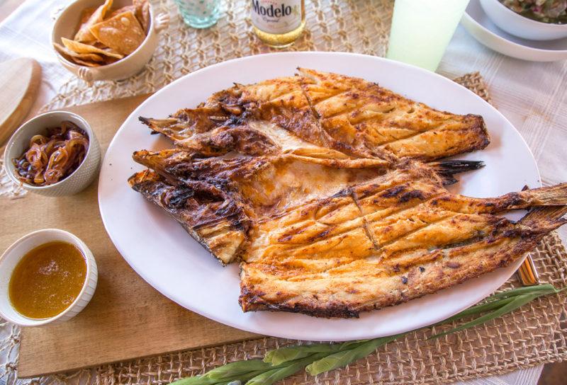 No-Frills Seafood