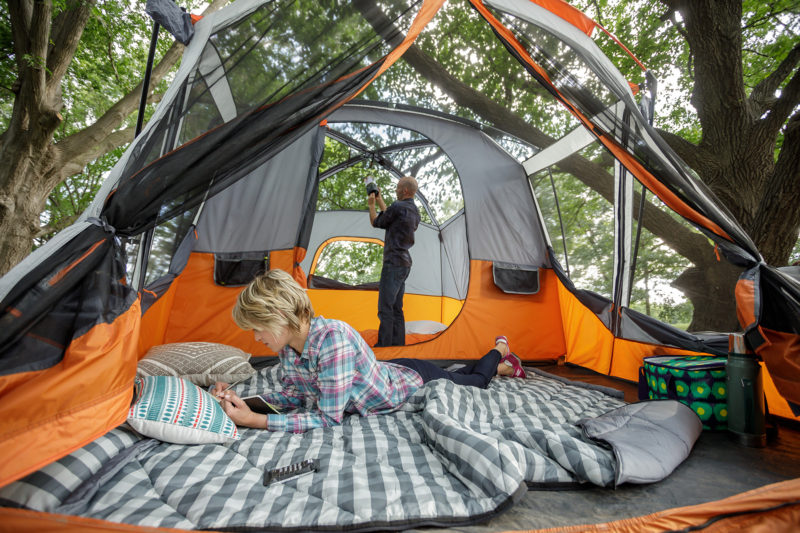 Core 11-Person Tent with Screen Room
