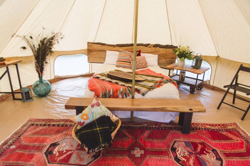 Dream House Luxury Cotton Canvas Tent