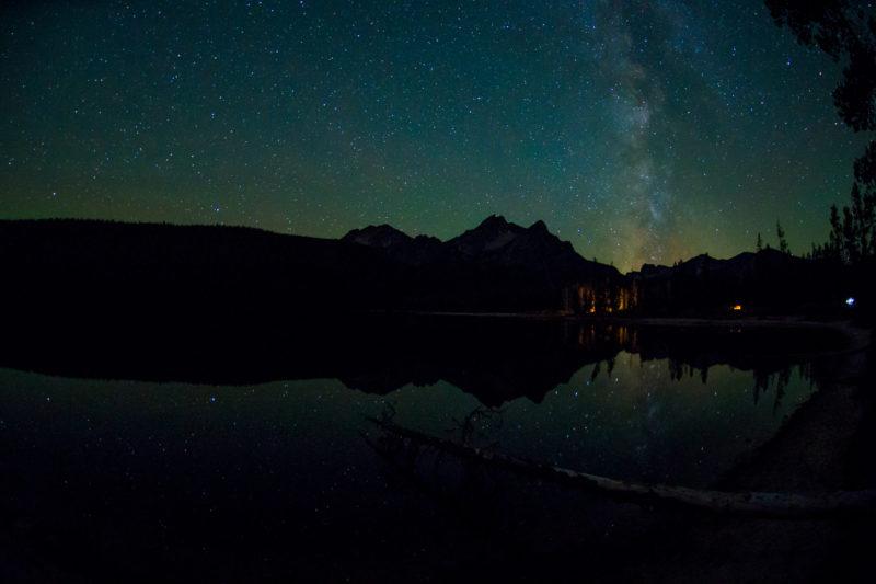 Central Idaho Dark Sky Reserve, ID