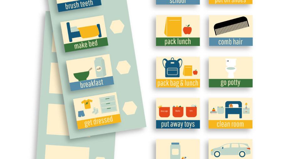 Give Kids a Visual Checklist