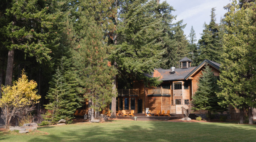 The Suttle Lodge, Deschutes National Forest, OR