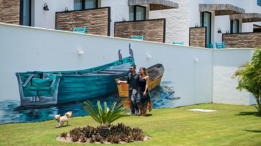 Hotel El Ganzo, Cabo San Lucas, MX