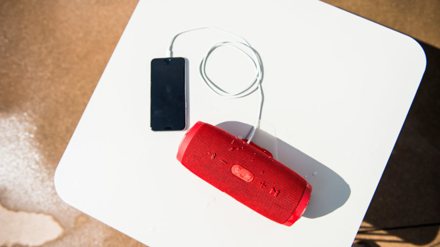 JLB Charge 3 Portable Speaker