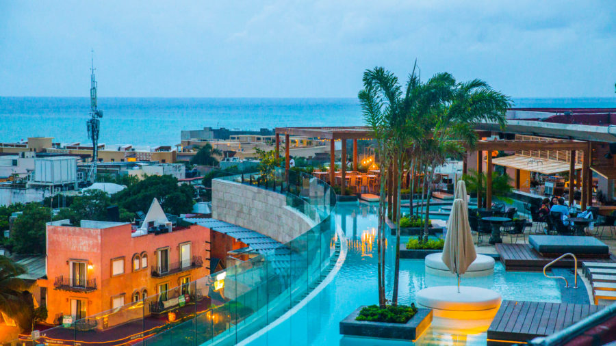 For the Night Owl: Playa del Carmen