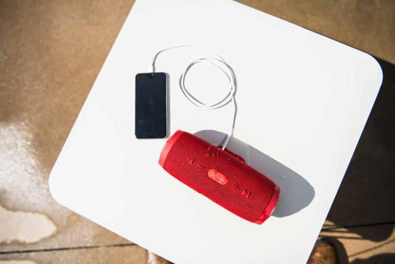 For Anywhere: JBL Charge 3