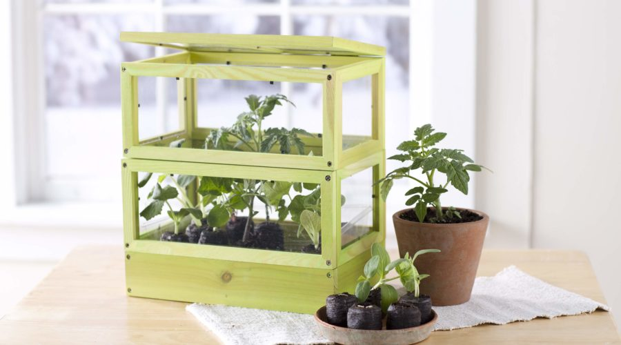 Install a Greenhouse
