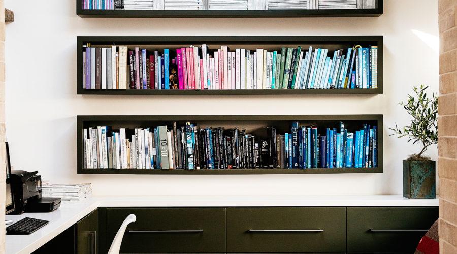 Rearrange Shelves