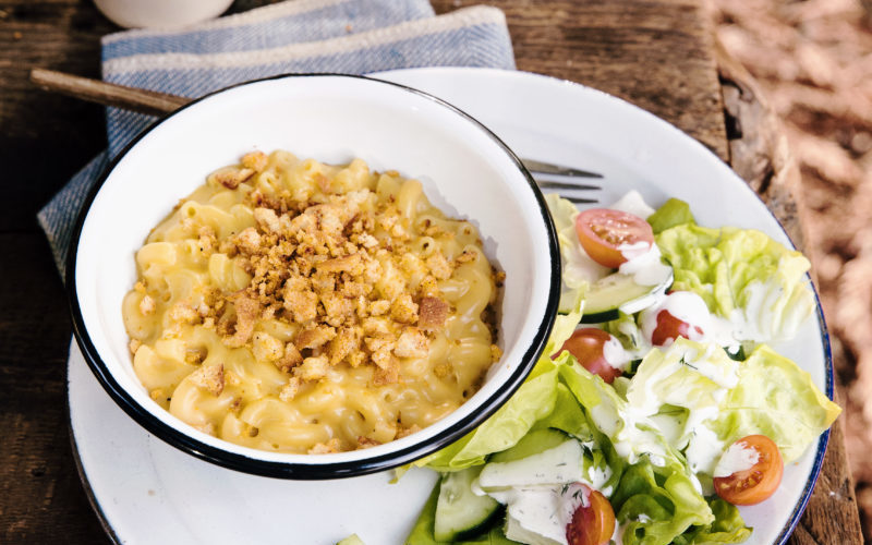 One-Pan Mac 'n' Cheese