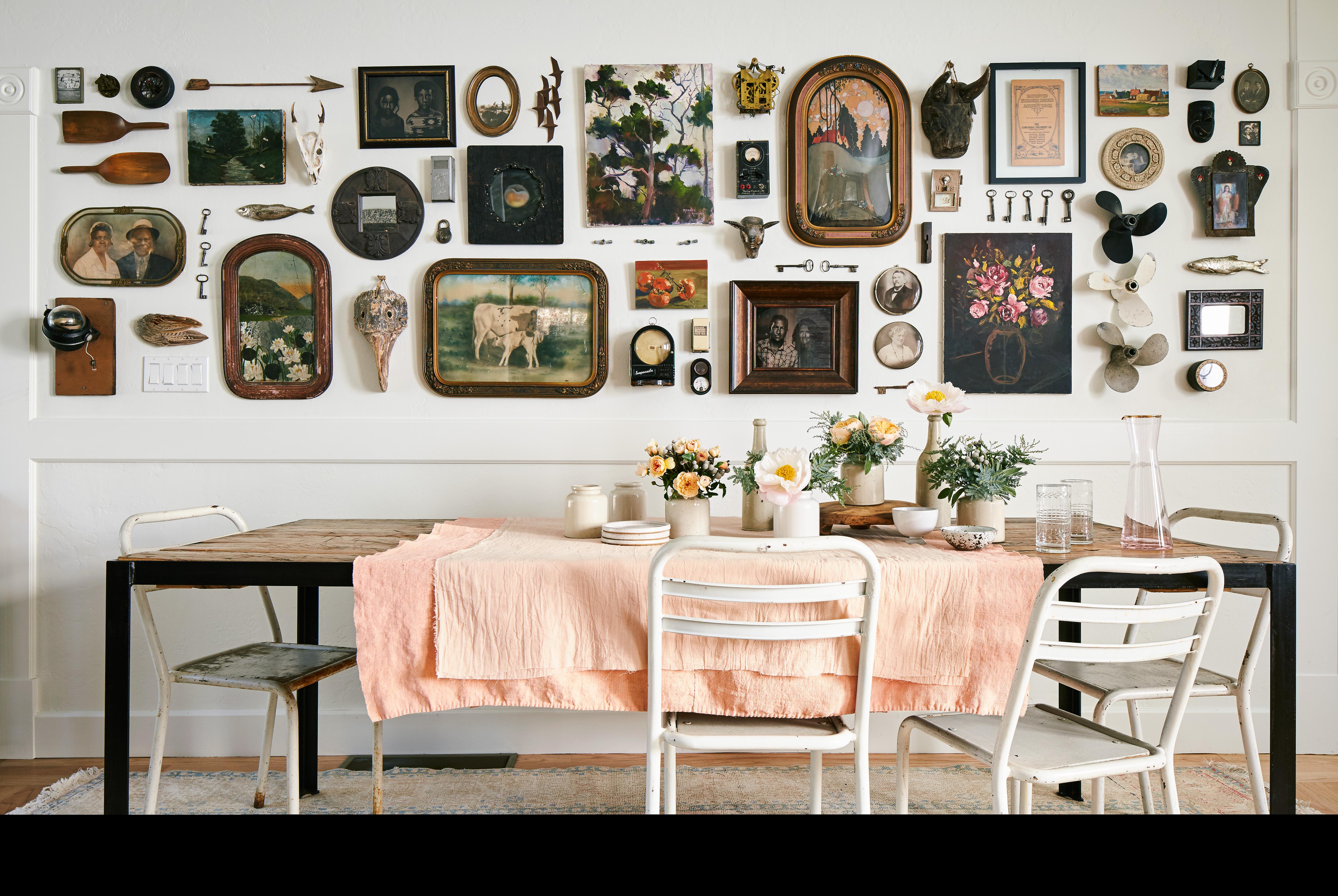 Interior Design With Art