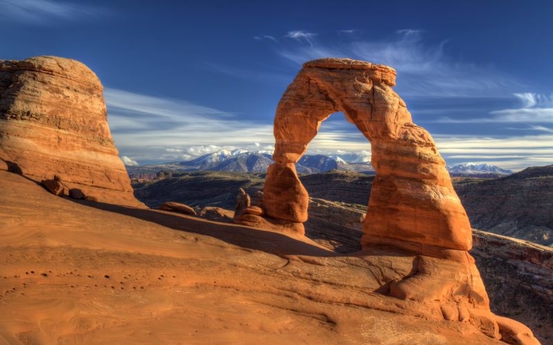 Be a Desert Solitaire in Moab