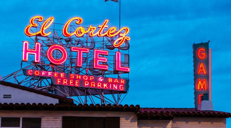 El Cortez Hotel & Casino, Las Vegas, NV