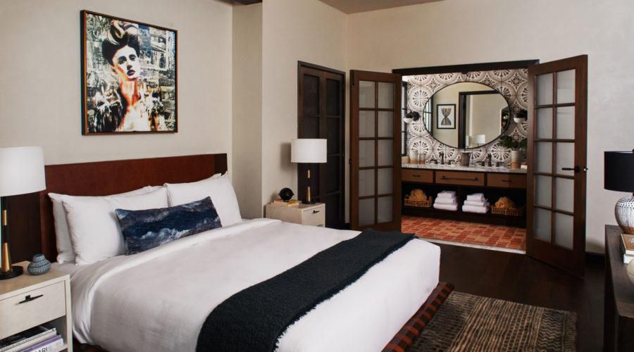 Hotel Figueroa, Los Angeles, CA
