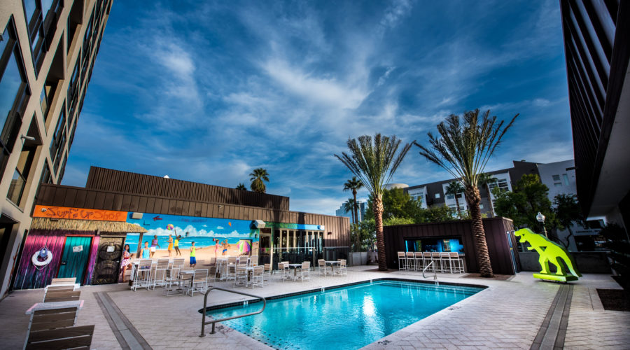 FOUND:RE Phoenix Hotel, Phoenix, AZ