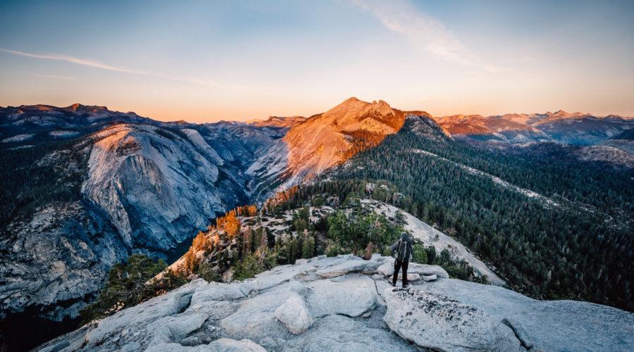 Backpack in Yosemite National Park, CA