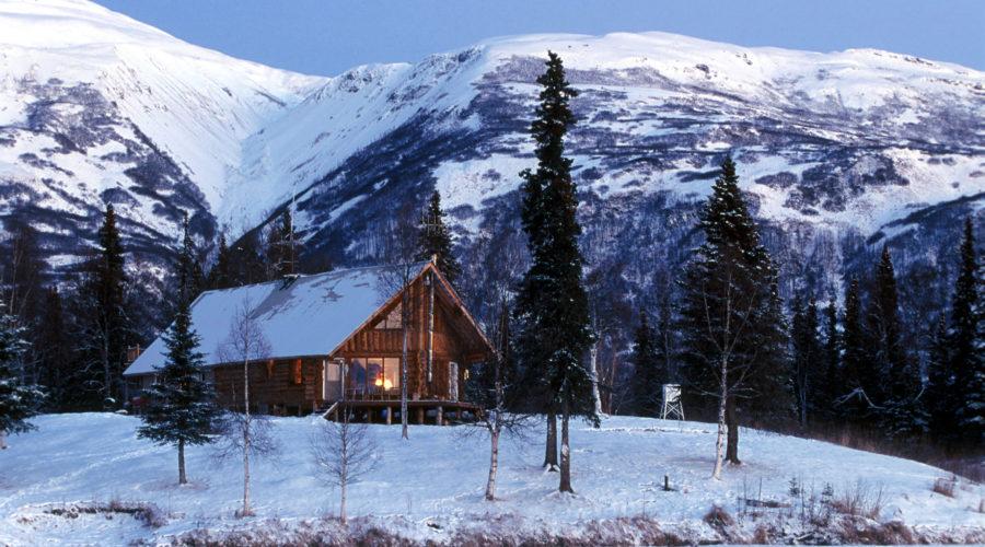 Winterlake Lodge, South-Central Alaskan Wilderness
