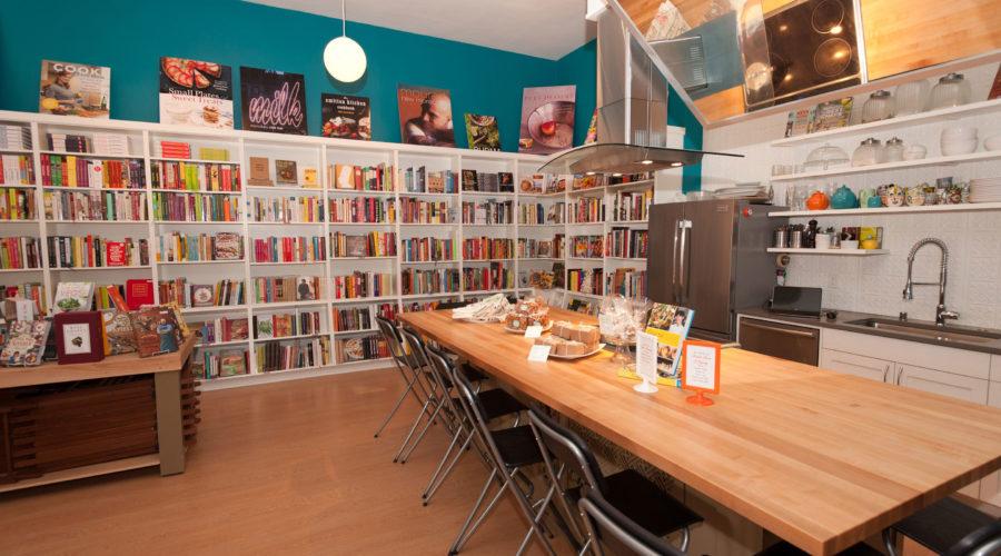 Book Larder, Seattle, WA