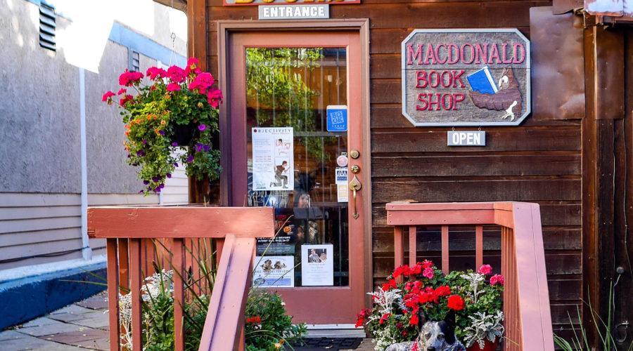 Macdonald Bookshop, Estes Park, CO