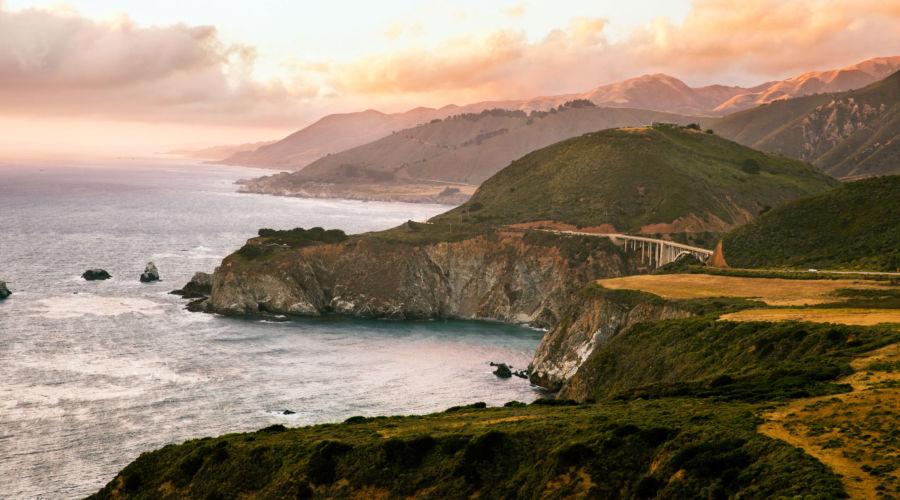 Road Trip on the California Coast